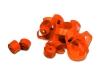 Oranje streamers
