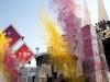 Big Shot voor het creëren van grootse confetti effecten vanaf een podium tijdens concerten en evenmenten