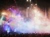De Stadium Shot knalt confetti en streamers onder grote druk hoog de lucht in tijdens concerten, evenementen en sfeeracties in voetbalstadions