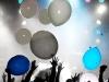 Het Power Drop valsysteem is ook ideaal voor het oplaten van grote hoeveelheden ballonnen uit netten