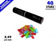 De voordeligste confetti shooters 28cm bestel je online bij Partyvuurwerk. Direct van de groothandel!