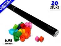 Bij Partyvuurwerk bestel je online je streamer shooters in diverse kleuren tegen de laagste prijs van Nederland