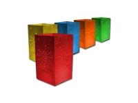 Candle bags multicolour