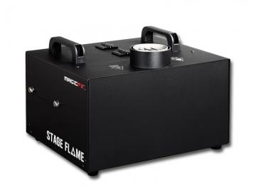 Stage Flame vlammenwerper voor het produceren van grote gasvlammen op een podium