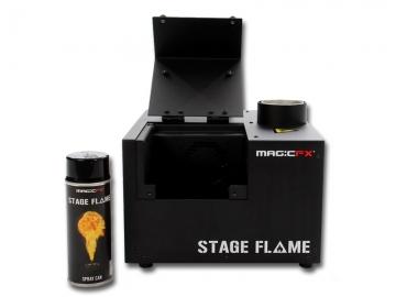 Stage Flame gasvlammen