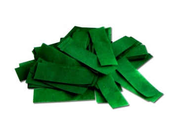 Donkergroene confetti