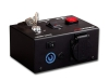 Besturingskastje voor het activeren van een single effect uit een effectmachine