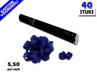 Streamer shooters 40cm bestel je eenvoudig in diverse kleuren bij Partyvuurwerk. De goedkoopste met het grootste assortiment