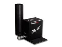 Creëer grote CO2 mistpluimen op het podium met een CO2 Jet