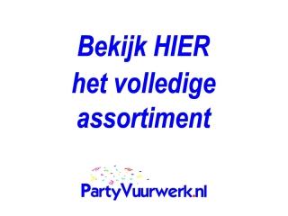 De goedkoopste confetti shooters in elke gewenste kleur bestel je eenvoudig op Partyvuurwerk.nl