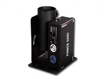 Power Shot voor afvuren van electric cannons met confetti of streamers
